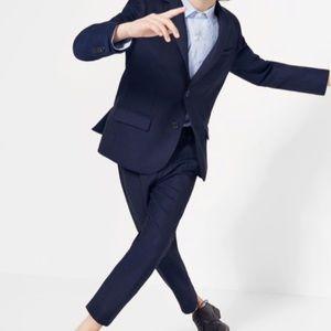 Zara boys formal suit